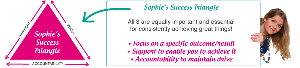 Sophies-success-triangle